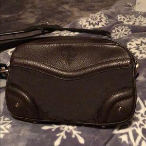 NWOT Brown Gucci Handbag.